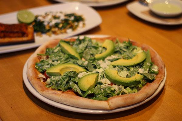 California Club Pizza CPK