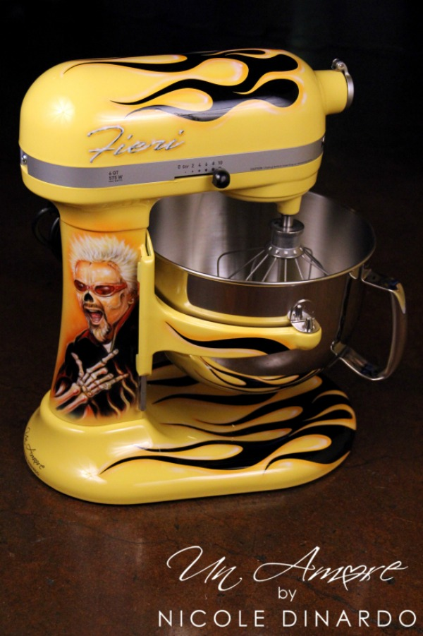 Kitchen Aid Mixer-guy-fieri