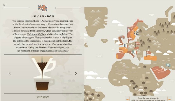 coffee-interactive-map