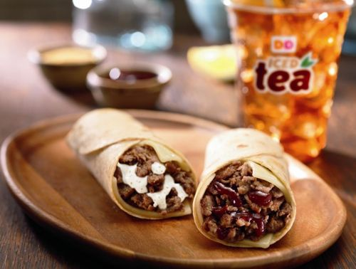 Dunkin-Angus-Steak-Cheese-Wraps