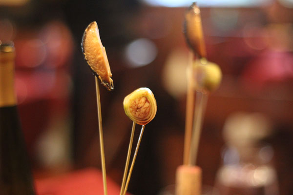 abalone la botte santa monica