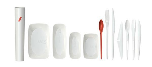 air-france-cutlery-model-plane