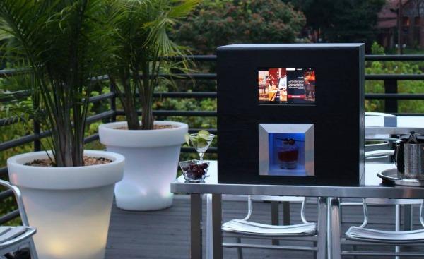 bartending-robot