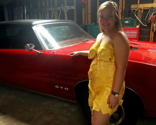 cheese-dress