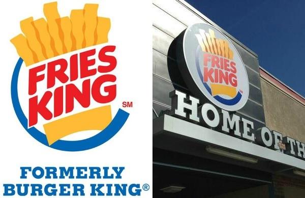 Burger king fries suck