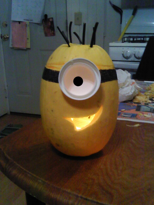 Minion Squash Gt Everything Else
