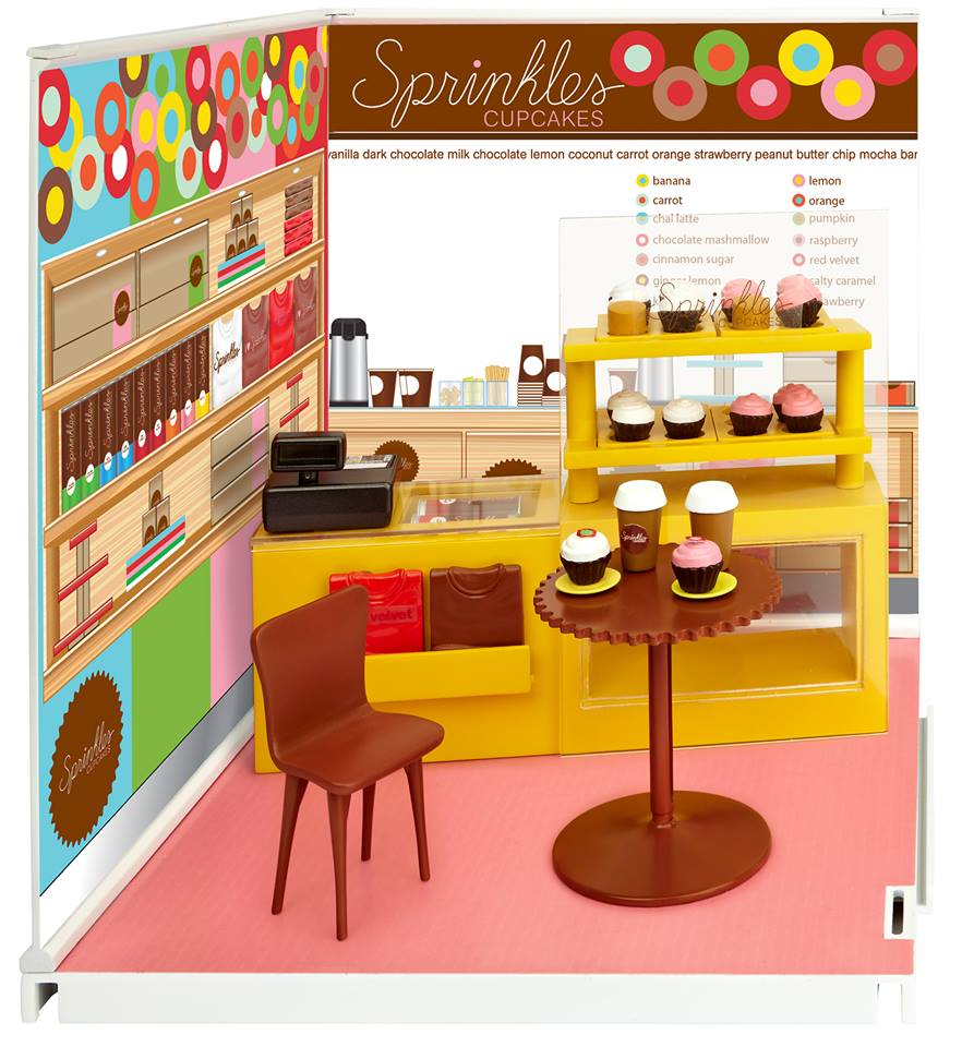 Sprinkles Bakery Toy 1