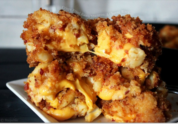 cheese bacon bits