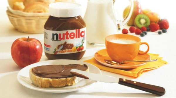 nutella-bar