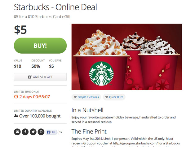 screenshot-groupon-starbucks-deal-10-for-5