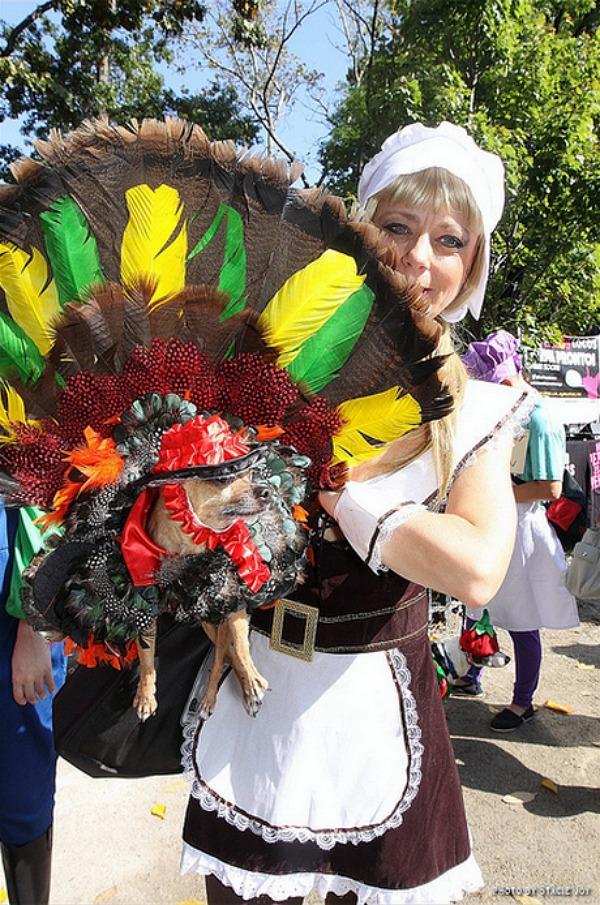 turkey-pet