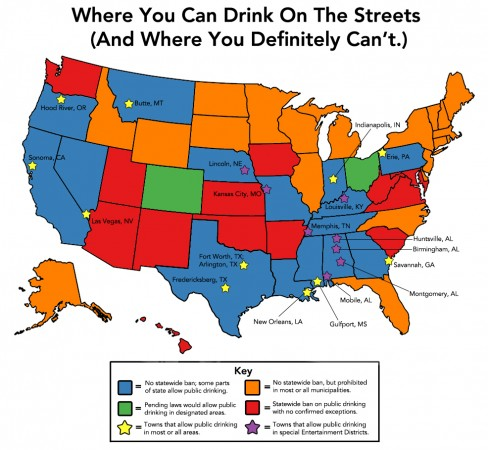 Public Drinking Map