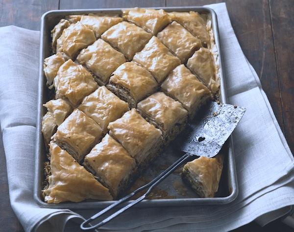 Bacon Baklava 24 Seven Cookbook Recipe