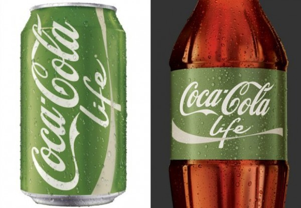 New Coca-Cola Life is Perfect for Diet Drinkers Concerned ...