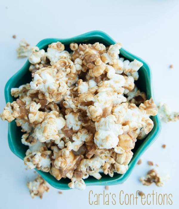 Buttered Rum And Cranberry Popcorn Recipes — Dishmaps