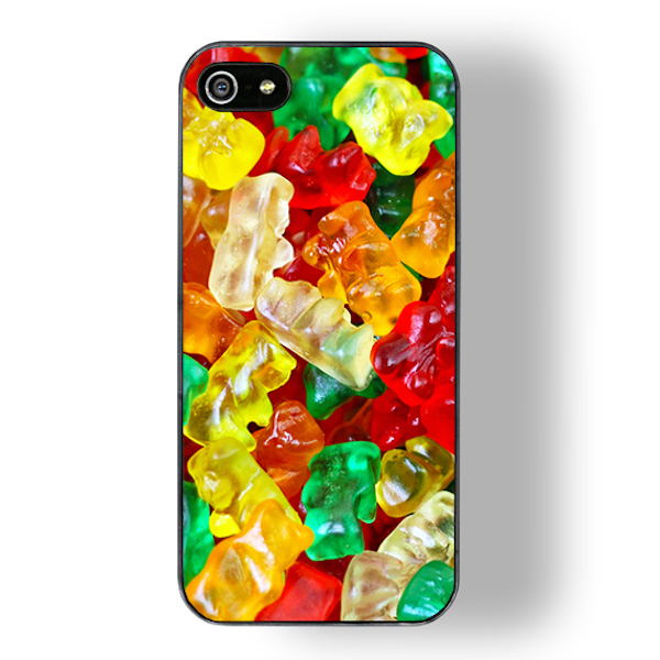 GUMMY BEARS touch zero gravity iphone case