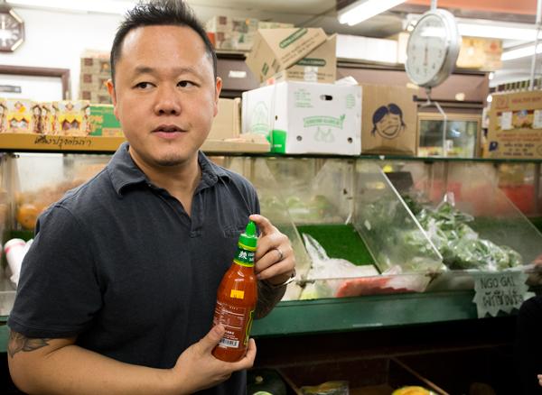 Jet-Sriracha