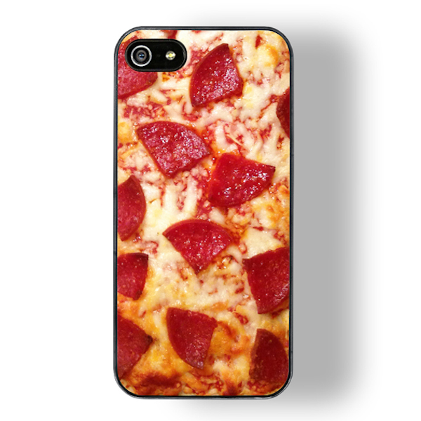PEPPERONI touch zero gravity iphone case