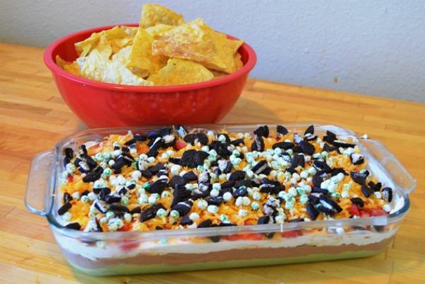 Seven-Layer-dessert-dip