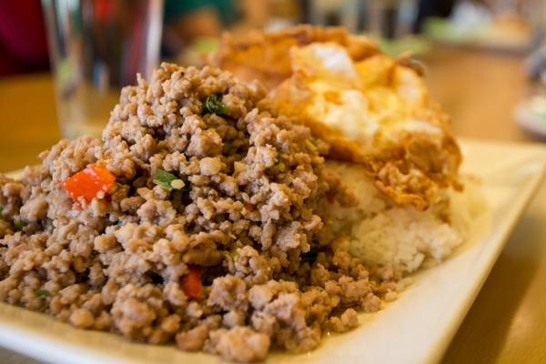 Spicy-Thai-Basil-Pork-Stir-Fry-with-Egg