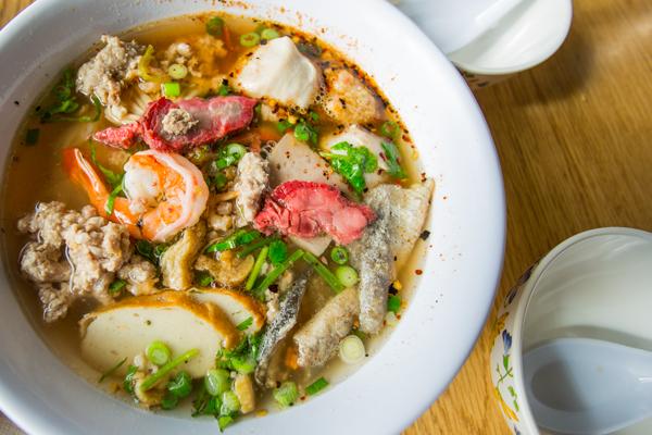 Sukhothai-Noodles
