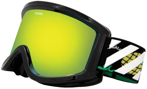 Sabre Tropical Disaster Goggles