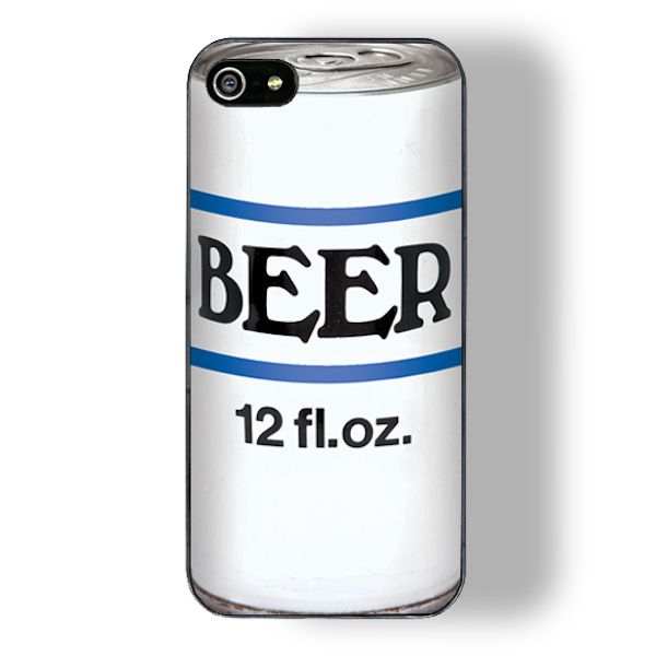 beer touch zero gravity iphone case