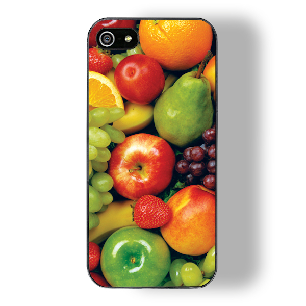 fruit touch zero gravity iphone case