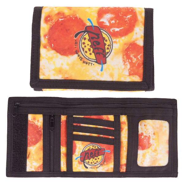 neff pizza wallet
