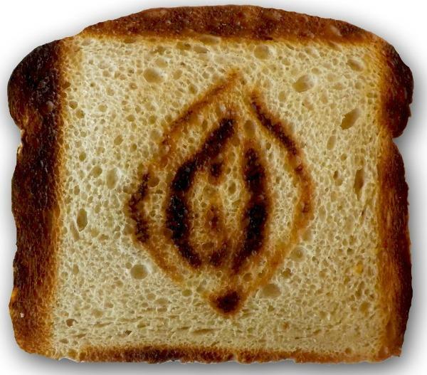 vagina-bread