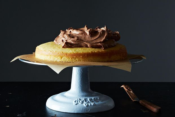 Chocolate Caramel Ganash