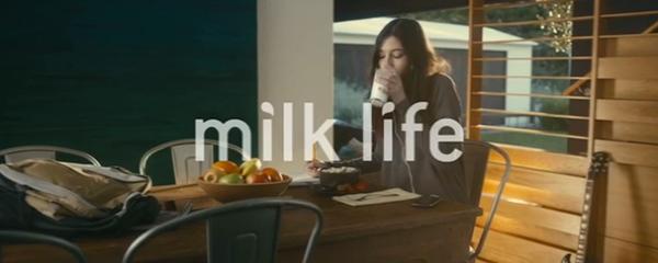 Milk Life Logo
