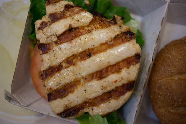 chickfila testing lemon herb grilled chicken sandwich
