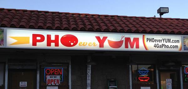 Pho Ever Yum
