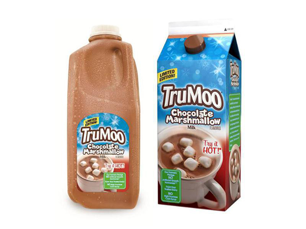DEAN FOODS TRUMOO(R) CHOCOLATE MARSHMALLOW MILK