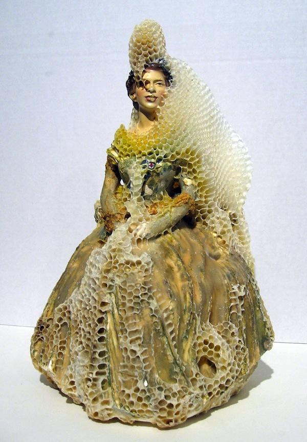 Honeycomb Sculptures