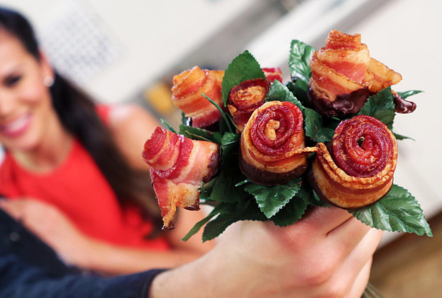 chocolate-bacon-roses-how-to