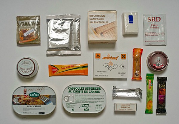 france-army-ration