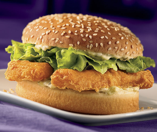 14 fast food seafoods to help you survive the 40 days of lent for Jack in the box fish