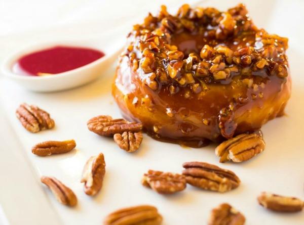 pecan-glaze-donut