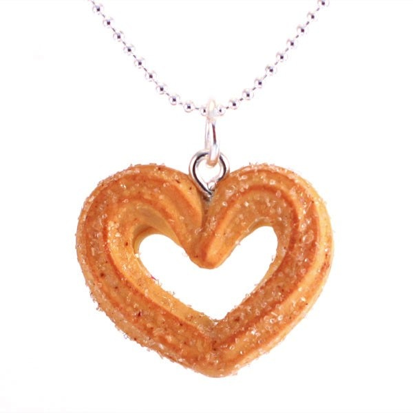 Food-Scented Necklace