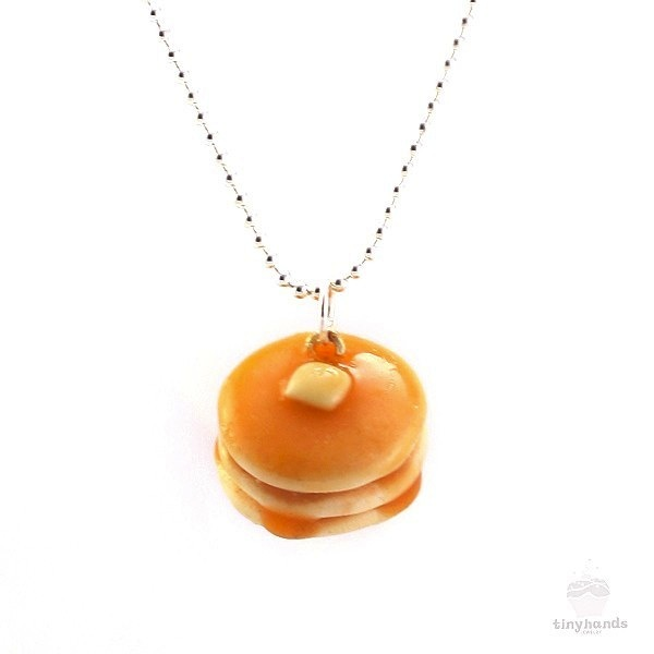 Yes and yes scented necklaces smell like buttery waffles for How to make scented jewelry