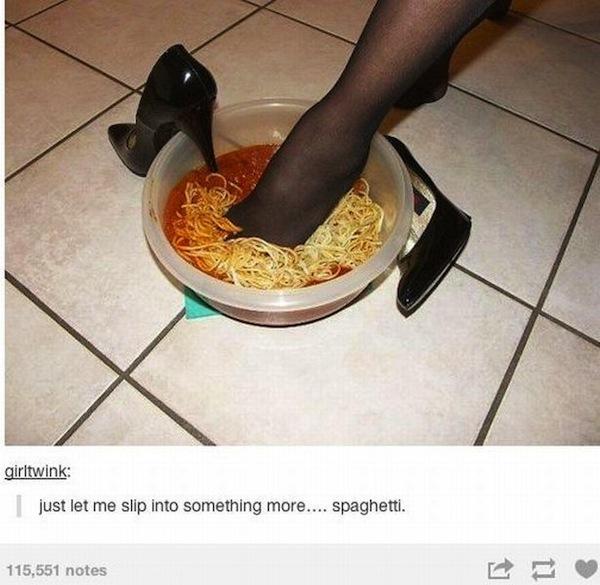 spaghetti-fetish