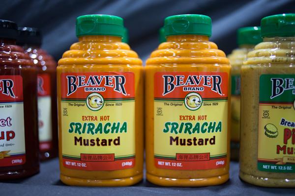 Beaver-Mustard