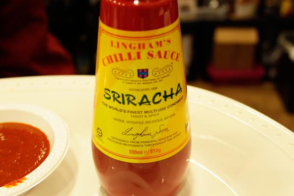 Lingman-Sauce