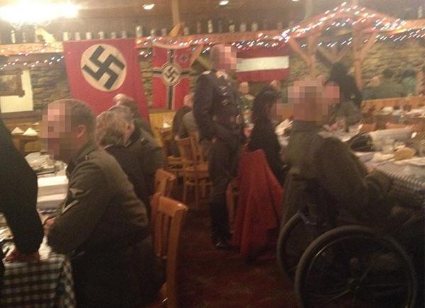 Nazi Dinner