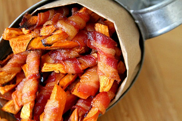 bacon-fries
