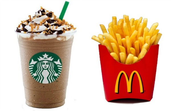 Starbucks destronará a McDonald's