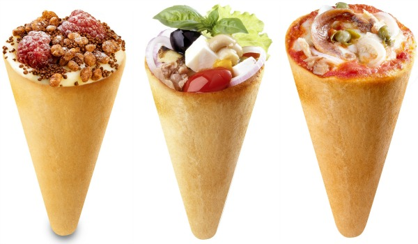 cone-shaped-foods