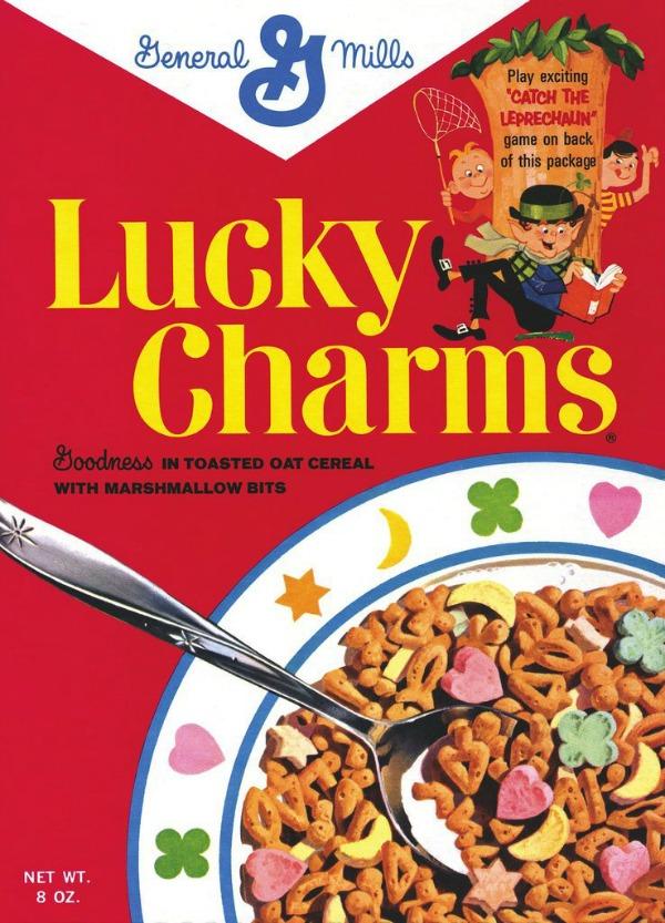 lucky charms in deutschland